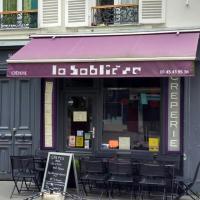 La Sablière Crêperie L'ARTIMON - PARIS