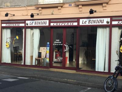 Crêperie Le Biniou - Restaurant - Vertou