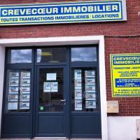 Crèvecoeur Immobilier - CRÈVECOEUR LE GRAND