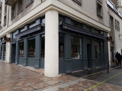 Les Berthom - Café bar - Nantes