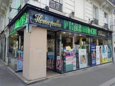 Ctorza-Zeitoun - Pharmacie - Paris