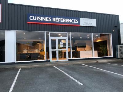 Cuisines References - Vente et installation de cuisines - La Roche-sur-Yon