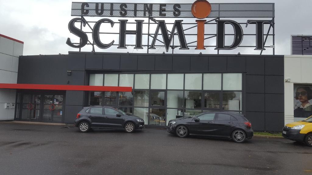 Schmidt 4s Project Concessionnaire A Laxou