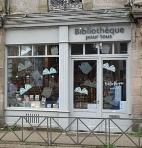 Culture Bibliothèque Pour Tous Association - Bibliothèque et médiathèque - Vannes