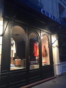 Curling Magasins - Vêtements femme - Paris