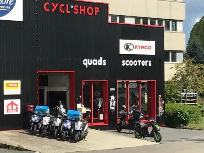 Cycl'Shop - Vente et réparation de motos et scooters - Cesson-Sévigné
