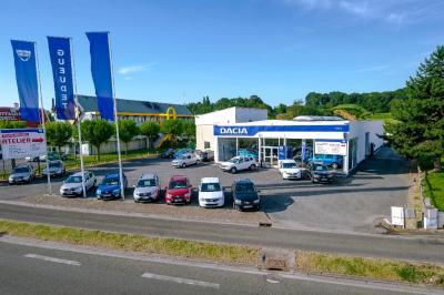 Dacia Groupe Gueudet Concessionnaire - Concessionnaire automobile - Beauvais