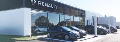 Renault - Concessionnaire automobile - Albert