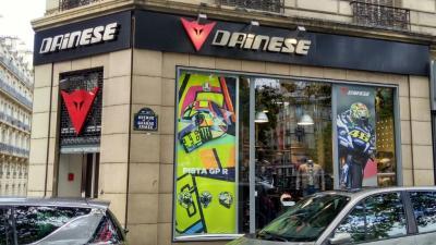 Dainese Proshop CONCEPT DIFFUSION - Magasin de sport - Paris