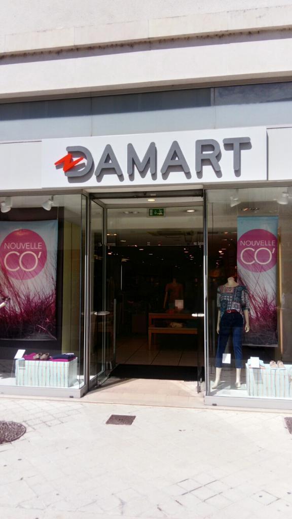 100% top quality great deals half off Damart Angoulême - Magasins de vêtement (adresse, avis)