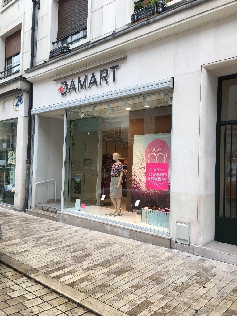 most popular new photos outlet boutique Damart, 13 r Bannier, 45000 Orléans - Magasins de vêtement ...
