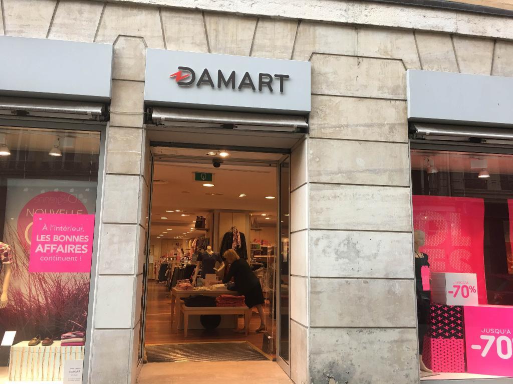 get cheap hot products autumn shoes Damart, 7 r Brest, 69002 Lyon - Magasins de vêtement ...