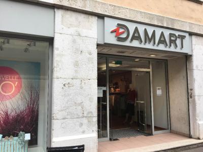Damart - Vêtements femme - Annecy
