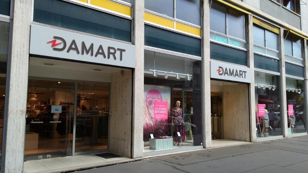 discount los angeles details for DAMART Paris - Magasins de vêtement (adresse)