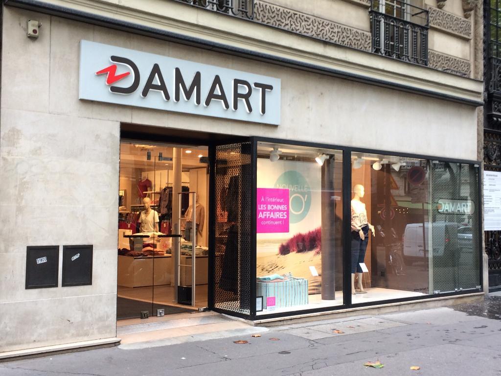 hot products lowest price sale Damart, 67 bd Haussmann, 75008 Paris - Magasins de vêtement ...