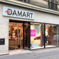 Damart - PARIS