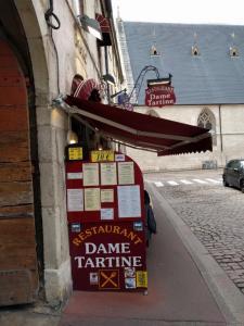 Dame Tartine - Restaurant - Beaune