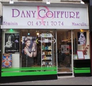 Dany Coiffure - Coiffeur - Paris