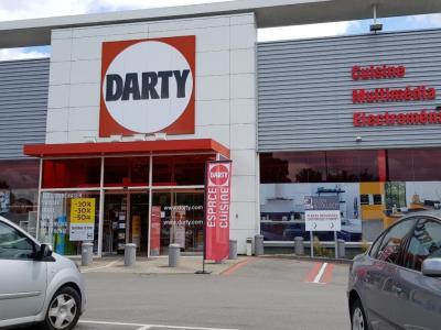 Darty - Électroménager - Saint-Grégoire