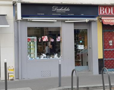 Daskalides - Chocolatier confiseur - Châtillon