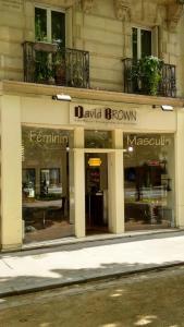 David Brown - Coiffeur - Paris