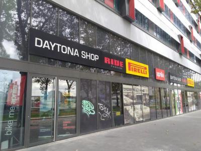 Daytona Shop - Vente et réparation de motos et scooters - Paris