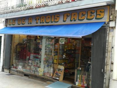Dé à 3 Faces - Artisanat d'art - Poitiers