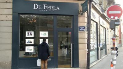 De Ferla - Agence immobilière - Paris