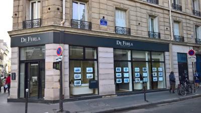 De Ferla Gestion - Agence immobilière - Paris