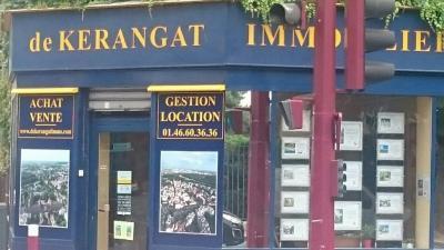 De Kerangat Immobilier - Agence immobilière - Sceaux