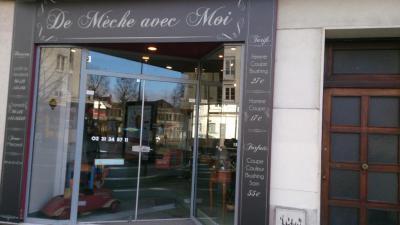 De Meche Avec Moi Dumenil SARL - Coiffeur - Caen