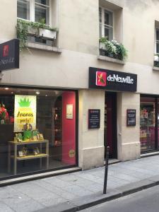 de Neuville - Chocolatier confiseur - Paris