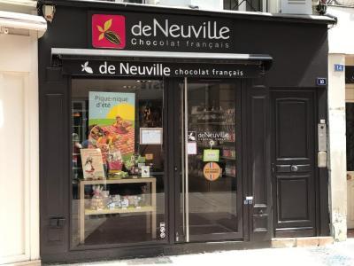 Les Ganaches De Ms - Chocolatier confiseur - Saint-Germain-en-Laye