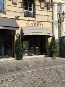 Galerie de Souzy - Galerie d'art - Paris