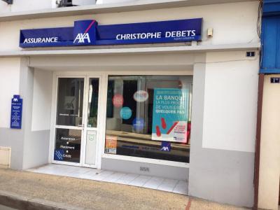 Debets Christophe - Société d'assurance - Aire-sur-l'Adour