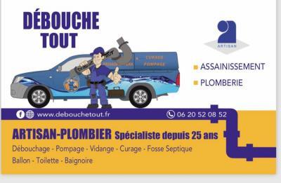 Debouchetout - Assainissement - Paris