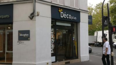 Decoplus Parquets - Pose, entretien et vitrification de parquets - Paris