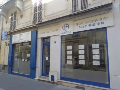 Défi Technology - Agence d'intérim - Paris