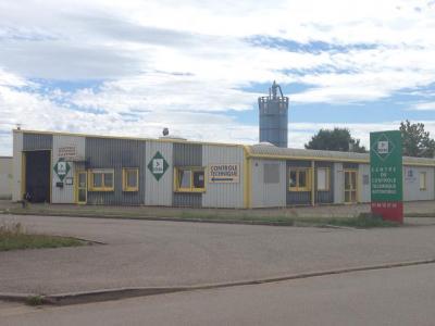 Dekra Industrial Holding - Garage automobile - Sélestat