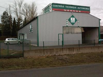 Contrôle Auto Rouergue - Garage automobile - Rodez