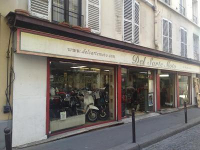 Del Sarte Moto - Vente et réparation de motos et scooters - Paris