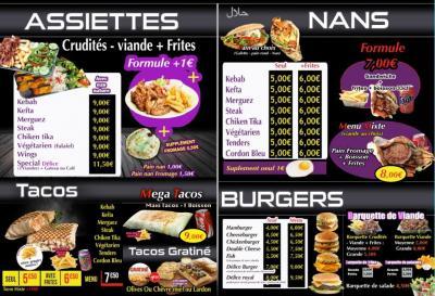 Délice De L'inde - Restaurant - Saint-Gaudens