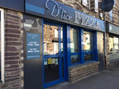 D Lice Pizza - Restaurant - Plélan-le-Grand