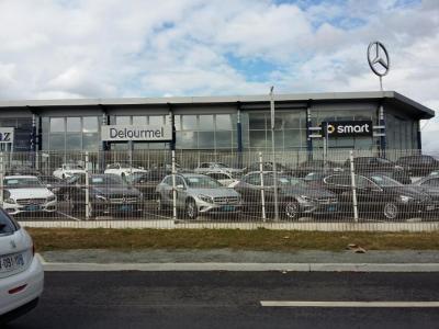 Etoile 35 Mercedes Benz Rennes - Garage automobile - Saint-Grégoire