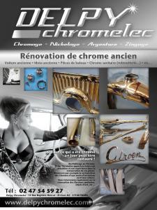 Delpy Chromelec - Revêtements électrolytiques et chimiques - Tours