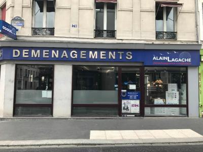 Lagache Mobility - Déménagement - Paris