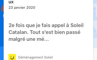 Déménagement Soleil Catalan (SARL)