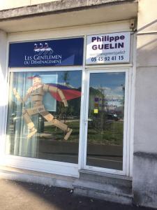 Déménagements Guelin - Déménagements internationaux - Angoulême