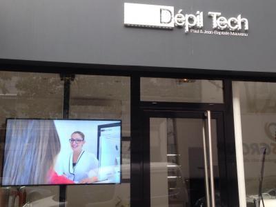 Dépil Tech - Centre d'épilation - Boulogne-Billancourt
