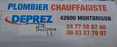 Deprez Philippe - Plombier - Montbrison